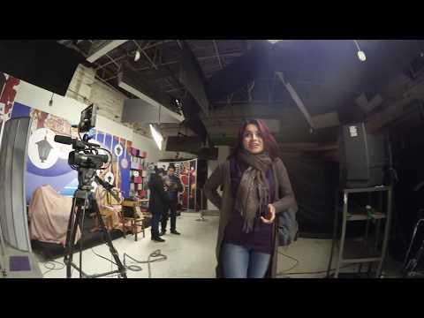 EXTRAÑOS SUCESOS EN PANAMERICANA TELEVISION: PSICOFONIAS GRUPO AGARTHA INCURSIÓN PARANORMAL
