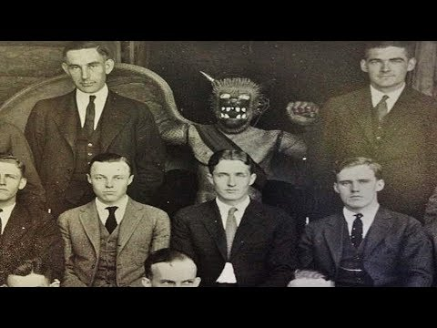 History's MOST EVIL Secret Society