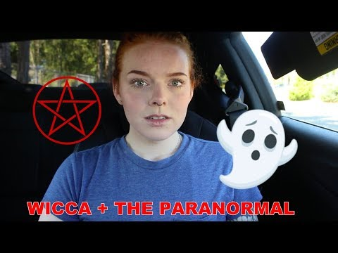 My Wiccan Boyfriend || Paranormal Chat