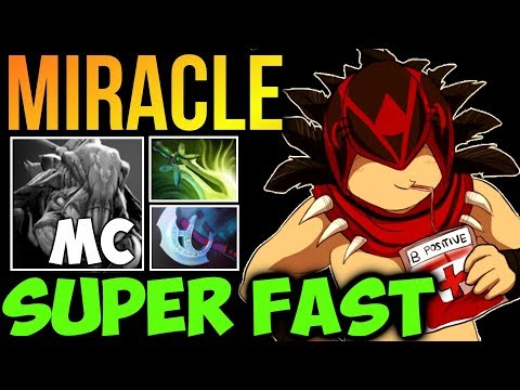 MIRACLE- Super Fast Bloodseeker vs Mindcontrol & Ursa Unexpected Comeback