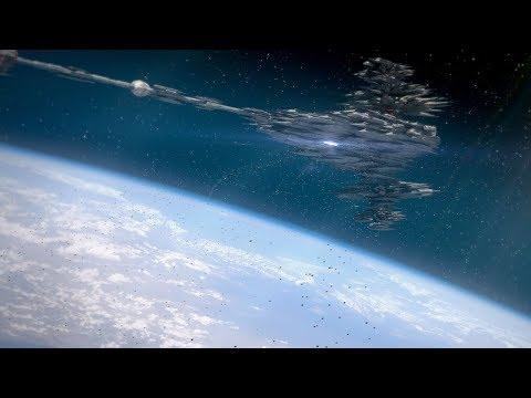 Top 10 UFO Sightings Caught In Space