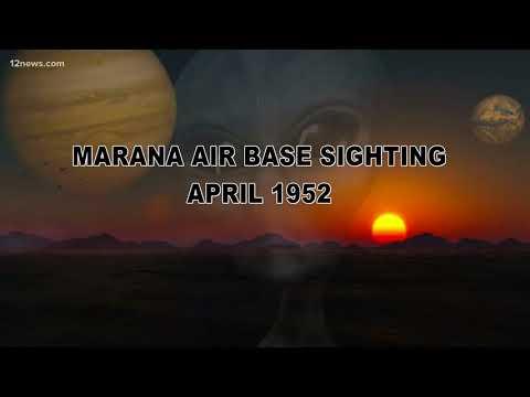 Top UFO sightings in Arizona