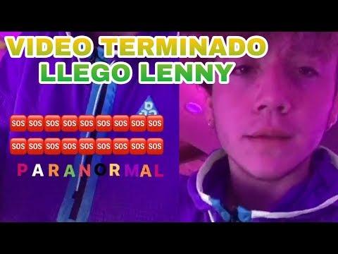 Paulo Londra terminó el video de paranormal y graba con Lenny