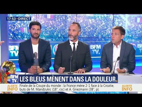 """Riolo : """"Cette équipe de France défie toute logique, on dirait un phénomène paranormal !"""""""