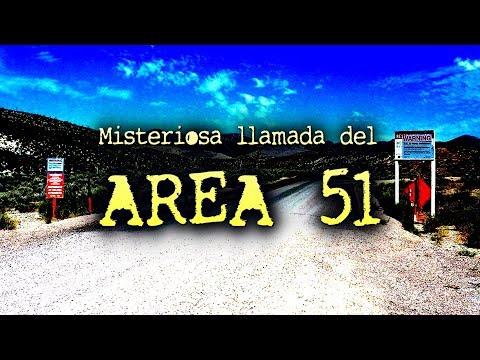 Revelan misteriosa llamada del AREA 51