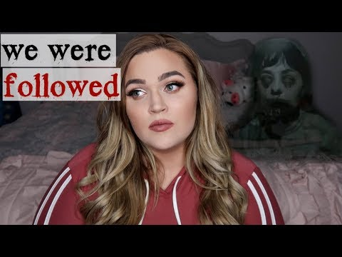 I Stayed Overnight in a Haunted Hotel… Paranormal Storytime