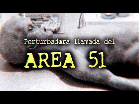 Extraña llamada del AREA 51