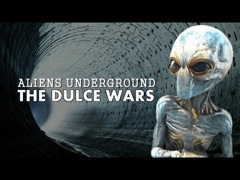 National Geographic – Aliens Underground The Dulce Wars – Documentary 2017