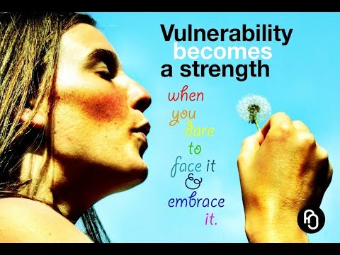 VULNERABILITY IS STRENGTH??? WTF??? NEW WORLD ORDER #MINDCONTROL