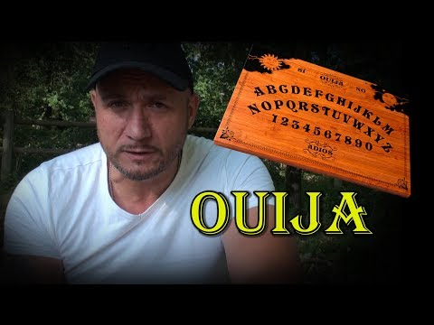Danger et utilisation du OUIJA – PARANORMAL