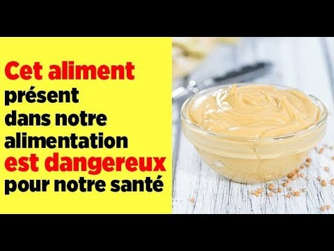 ⚠️ 20 Aliments mauvais pour votre santé  (FR) 2018 //  #MINDCONTROL
