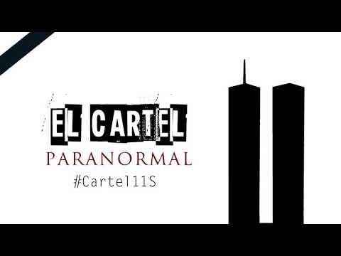 Cartel Paranormal – Misterios 11 de Septiembre