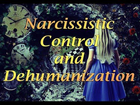 Narcissistic Control and Dehumanization #SurvivorStories