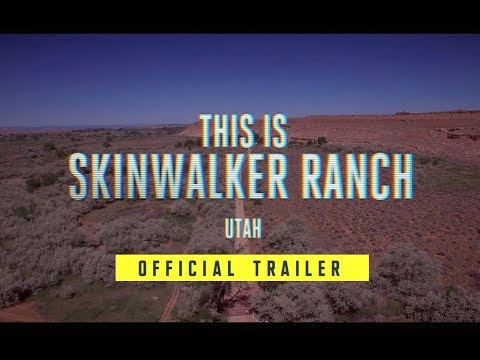 Hunt For The Skinwalker: Official Trailer 2 | The Area 51 of The Paranormal