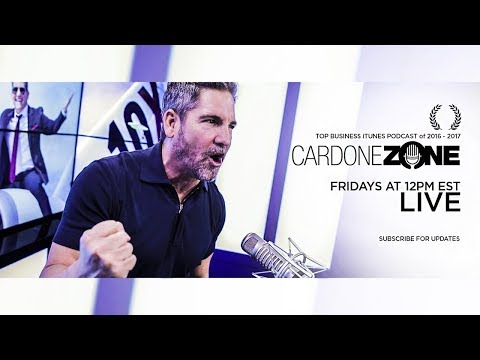 Unveiling The Secret Society – The Cardone Zone Live at 12PM EST