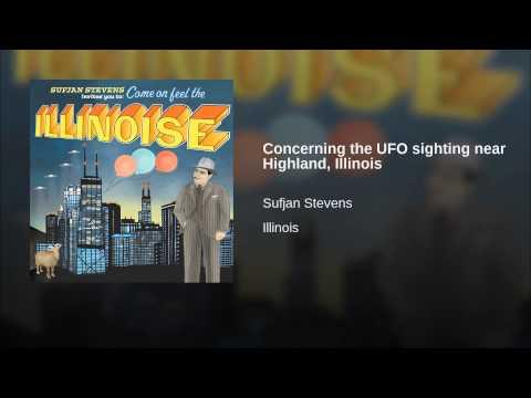 Concerning the UFO sighting near Highland, Illinois