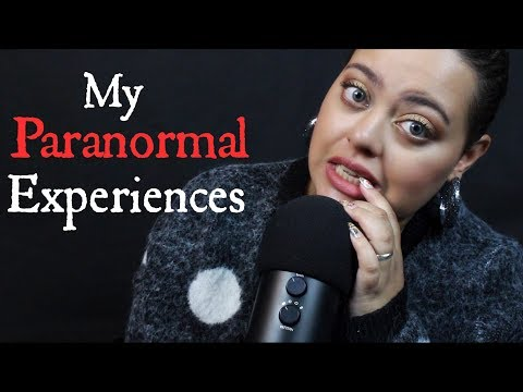 ASMR| Paranormal Experience While Filming ASMR  (Storytime)