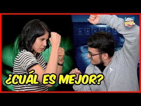 REC vs Actividad Paranormal ft. Edgar Luna (Qué Parió)