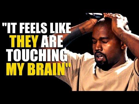 Kanye Talk About MIND CONTROL
