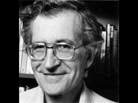 Noam Chomsky on public mind control