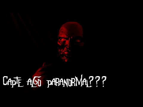 Capte algo paranormal?