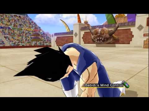 Dragonball Z Budokai 3 HD Collection: Babidi's Mind Control Glitch | Chaospunishment