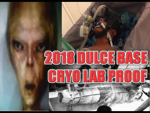 2018 NEW DULCE BASE CRYO LAB EVIDENCE