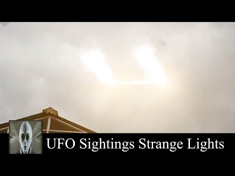 UFO Sightings Lights In The Sky October 18th 2018