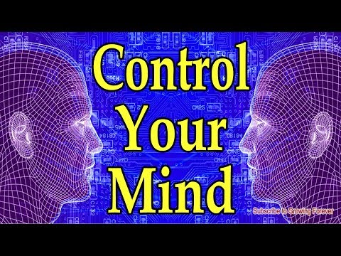 How To Control Your Mind Power (Subconscious Mind, Law of Attraction)