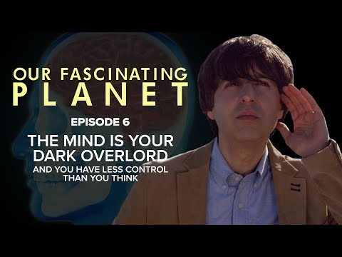 The Mind Is Your Dark Overlord And You Have Less Control Than You Think [with Demetri Martin]