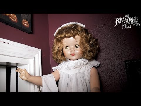 """""""I Own THREE Haunted Dolls… And They Are Very Real""""   THE PARANORMAL FILES"""