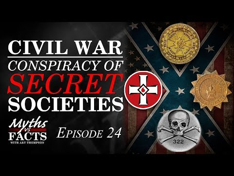 Buildup to The Civil War | Conspiracy of Secret Societies