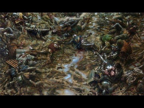 FLAT EARTH BRITISH. 'Electro Magnetic' Medieval Knight Wars! & Mind Control & Meet Tartaria!