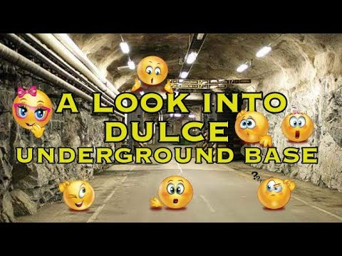 A LOOK INTO DULCE UNDERGROUND BASE