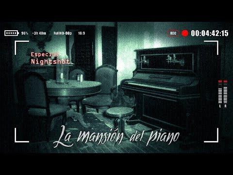 Grupo Zero Investigación – Capítulo 28 – La mansión del piano  [ Investigación paranormal ]