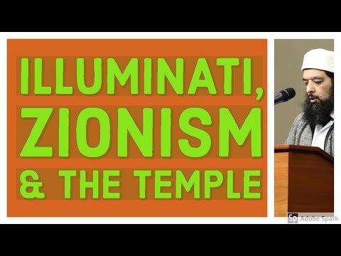Illuminati, Secret Societies, Zionism & The Third Temple ( Must See!)