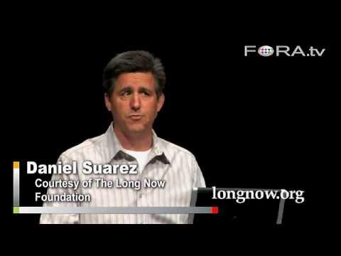 """How """"Bots"""" Control Your Life – Daniel Suarez"""