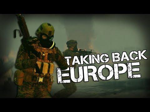 Arma 3 – HAARP Ep.17: The Invasion of Europe