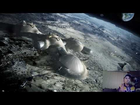 LIVE: Alien Moon Domes & Mystery Booms