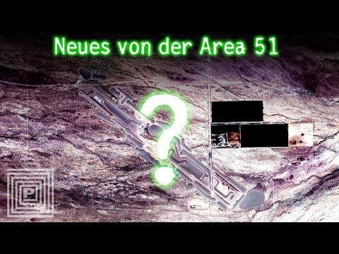 Was gibt es Neues von der Area 51