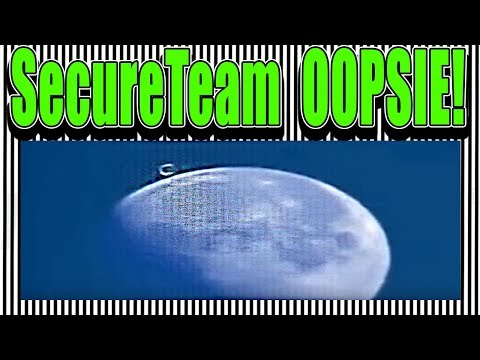 SecureTeam10 Moon Video Isnt Real, A bit on MUFON, YOUTube, and Some Space News – UNIRock