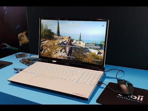 نظرة على الحاسب المحمول Alienware Area-51m: معالج وكرت شاشة قابل للتحديث!