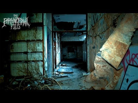 We Were NOT ALONE In This Abandoned Morgue (PARANORMAL ACTIVITY on CAMERA) | THE PARANORMAL FILES