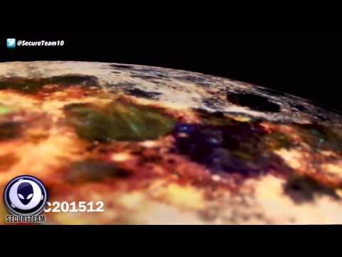 Giant Alien Structures In New 3D Moon Images! 12/28/2015