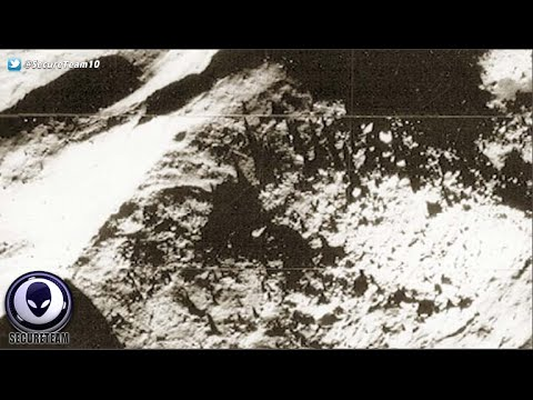 UNCENSORED Alien Moon Structure Image Scans Exposed 2/28/16