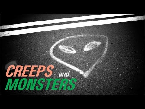 CREEPS & MONSTERS Ep. 1 / The Gulf Breeze UFO Sightings