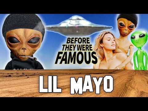 Lil Mayo | Before They Were Famous | Storm Area 51 They Can't Stop Us All