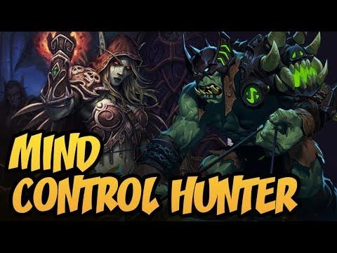 Mind Control Hunter | Rise of Shadows | Hearthstone