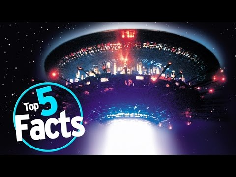 Top 5 Facts about Area 51