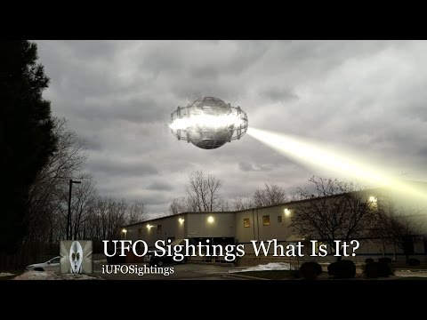 UFO Sightings What Is It Michigan 12-31-2016